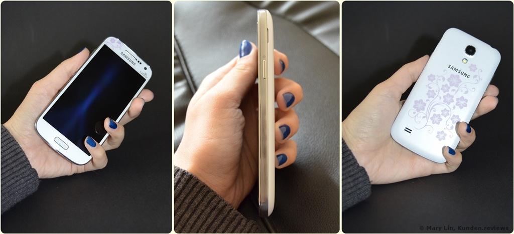 Samsung Galaxy S4 Mini  Smartphone Foto