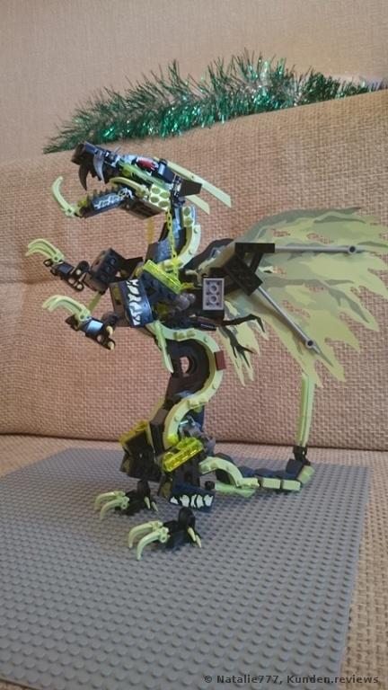 LEGO NINJAGO 70736 - Angriff des Morro-Drachens