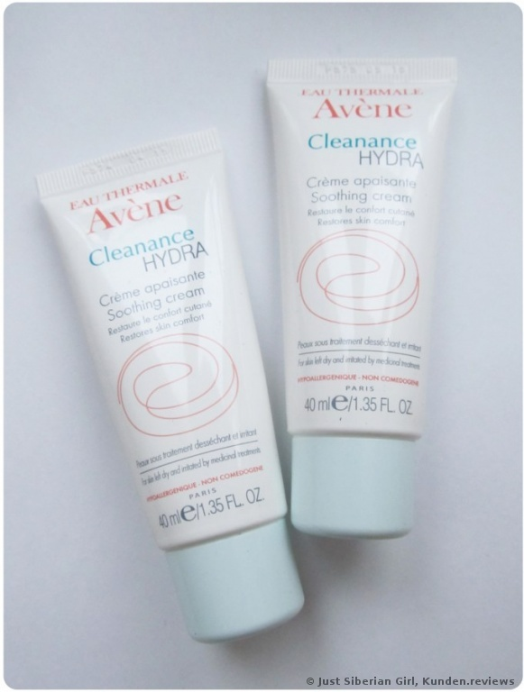 Avene Cleanance HYDRA