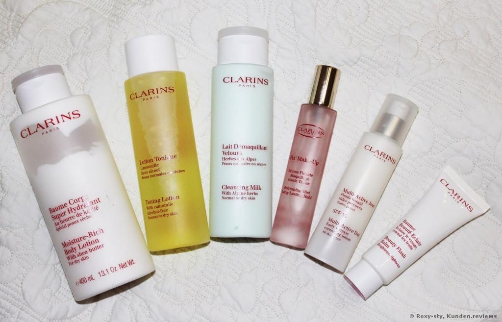 Clarins BB Skin Perfecting Cream