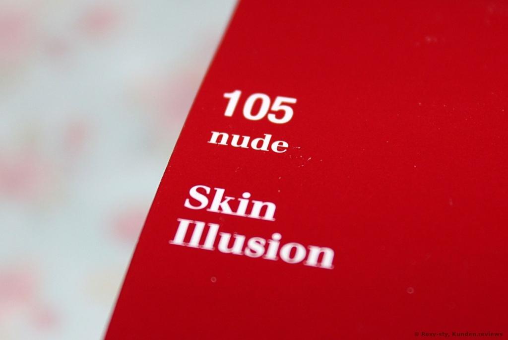 Clarins Teint Skin Illusion Fond de Teint Poudre Libre