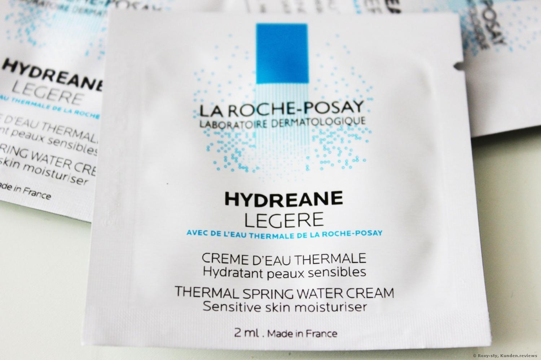 La Roche-Posay Hydreane Legere  Gesichtscreme Foto