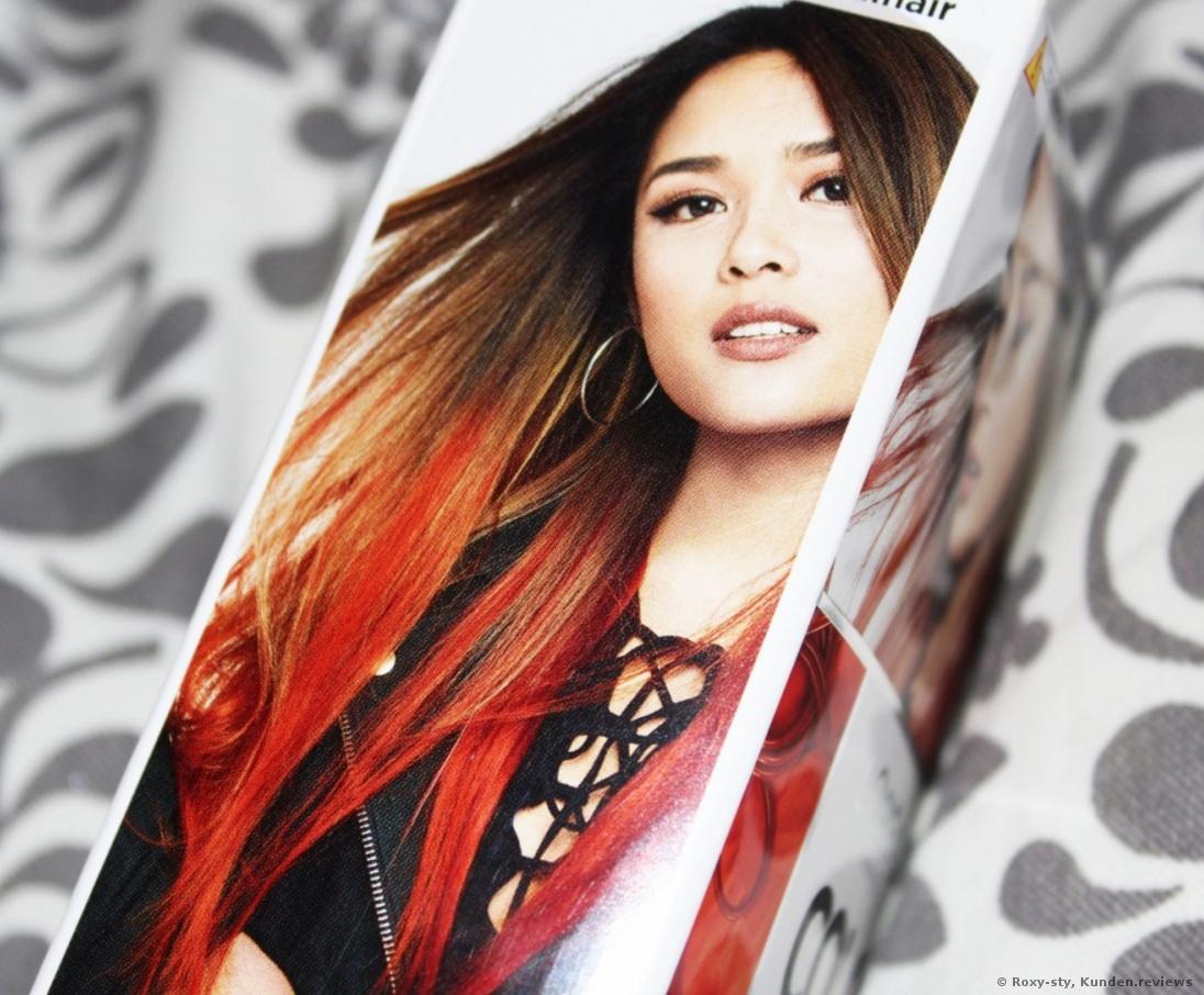 L 'Oreal Paris Colorista Wash Out # Orange Hair