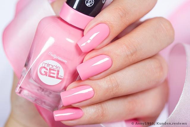 Sally Hansen # 279 Pink-terest
