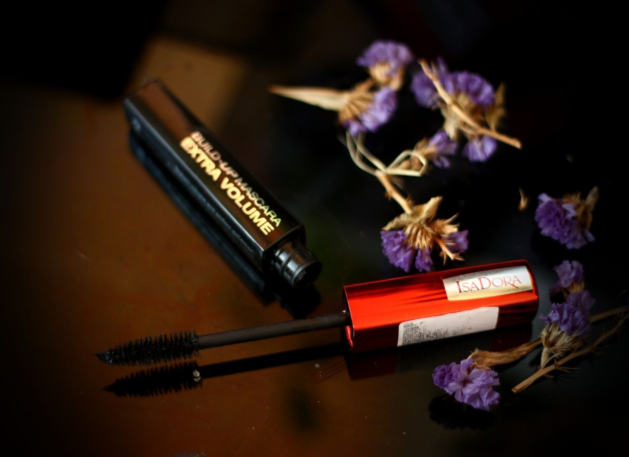 Isadora Mascara Build Up Extra Volume