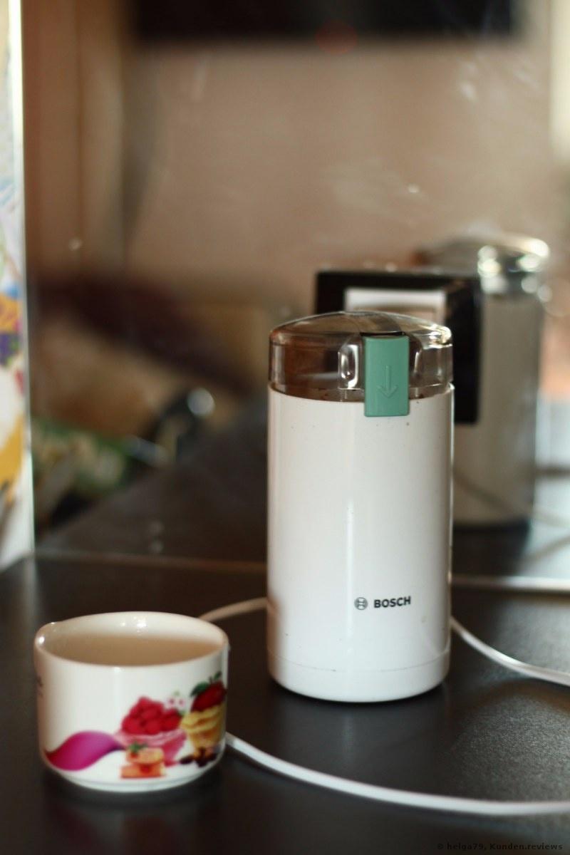 Bosch MKM6000 Schlagmesser-Kaffeemühle Kaffeemühle Foto
