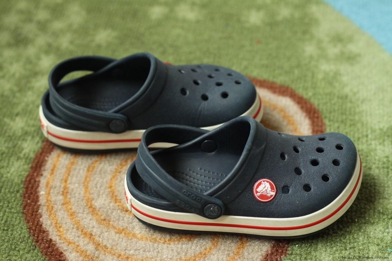Crocs Kids' Crocband™ Clog Schuhe Foto