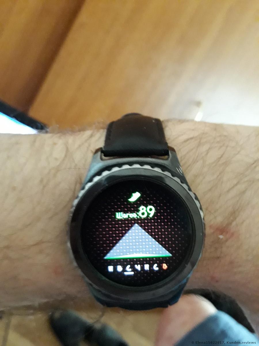 Samsung Gear S2 Classic Smartwatch Foto