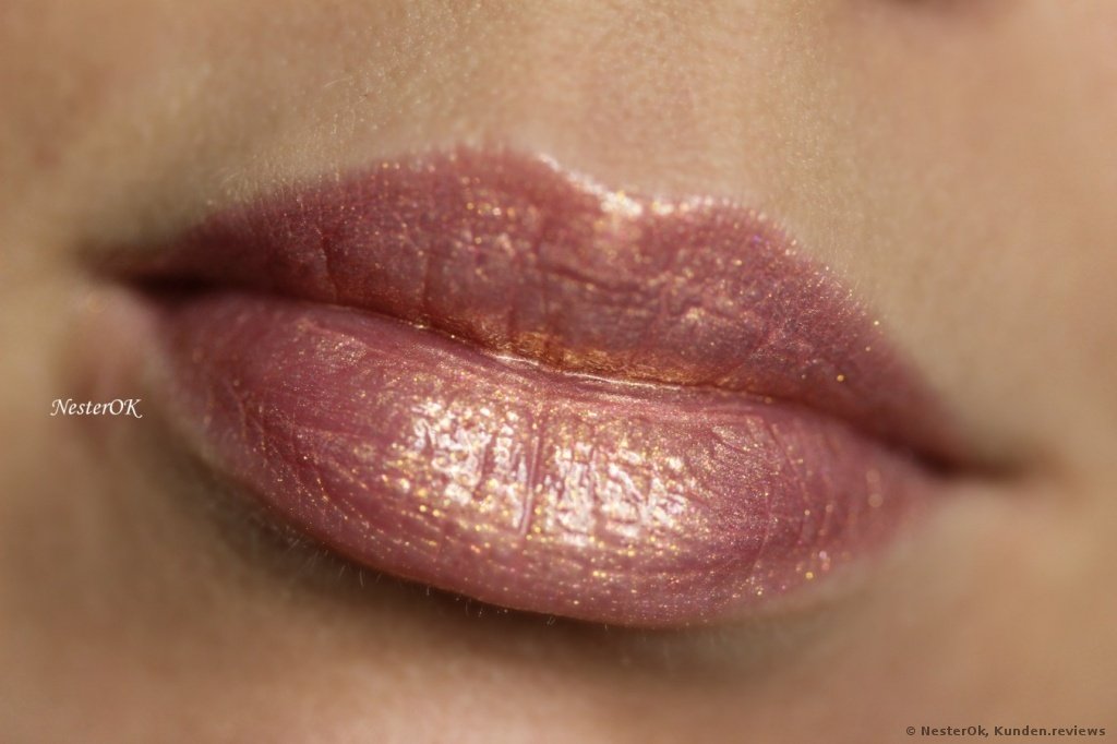 NYX Cosmetics Glam Lip Gloss Aqua Luxe
