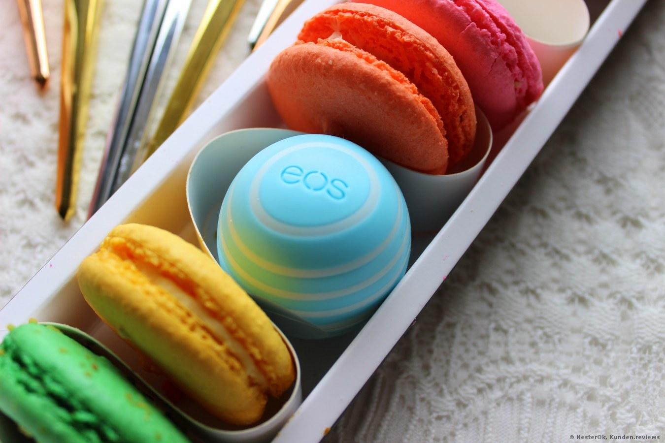 EOS Visibly Soft Lippenbalsam