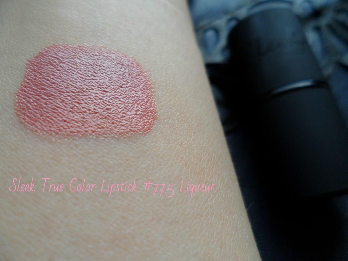 Sleek  True Colour Lipstick Lippenstift Foto