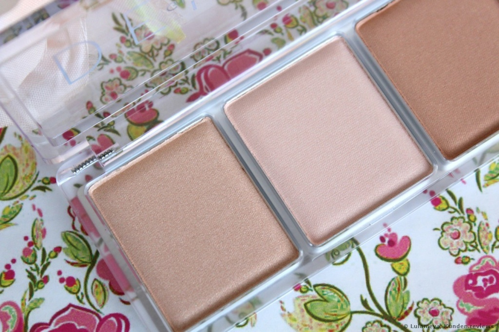 Catrice Deluxe Glow Palette Highlighter