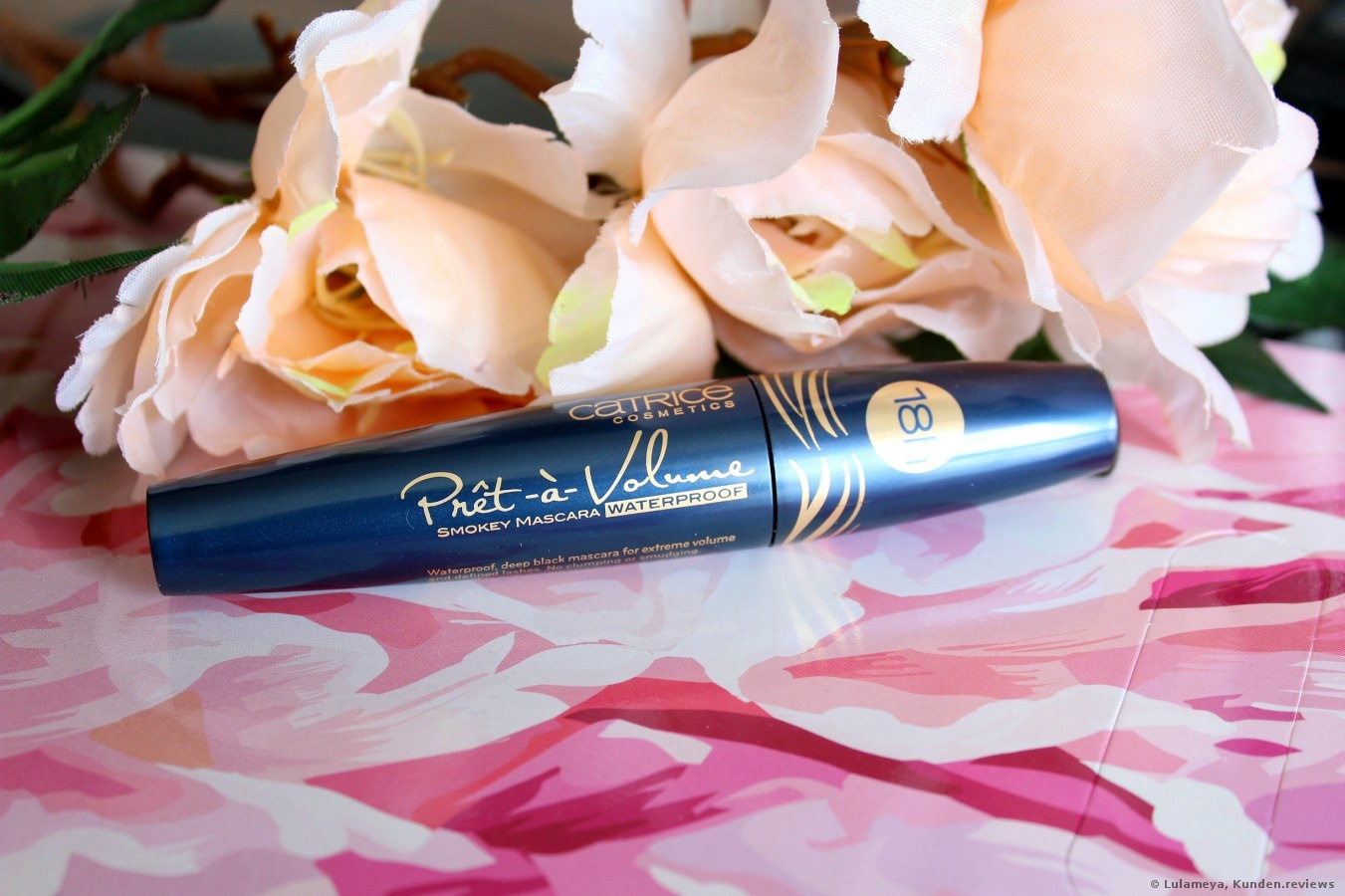 Catrice Pret-a-Volume Smokey Mascara Waterproof