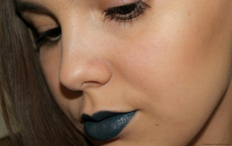 essence cosmetics Lippenstift vibrant shock lip paint #06