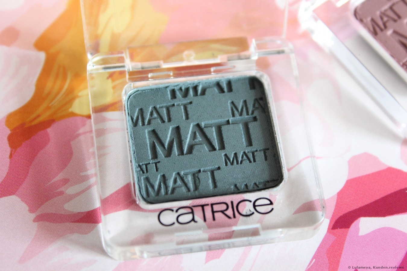 "Catrice - Absolute Eye Colour Mono # 1000 ""Kermit Closer"""