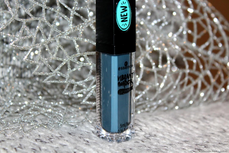 essence cosmetics Lippenstift vibrant shock lip paint# 06