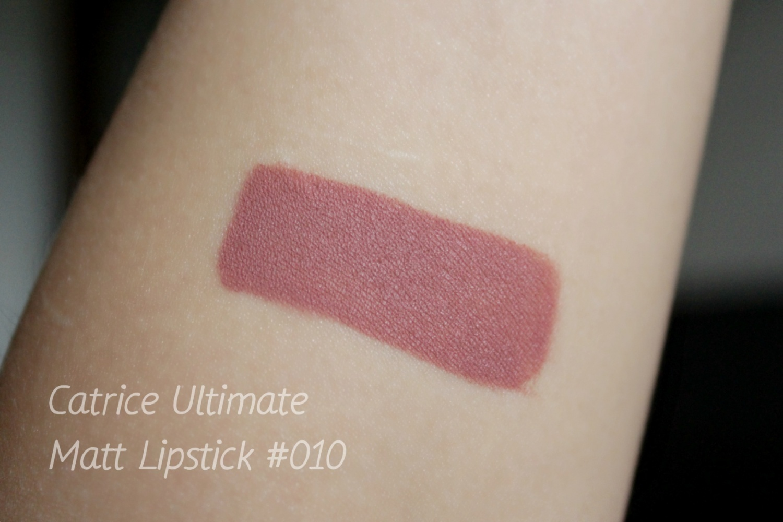Catrice Ultimate Matt Lipstick # 010