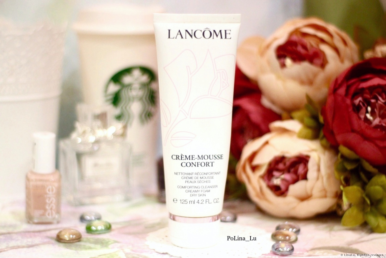 Crème-Mousse Confort Reinigungsschaum von Lancôme
