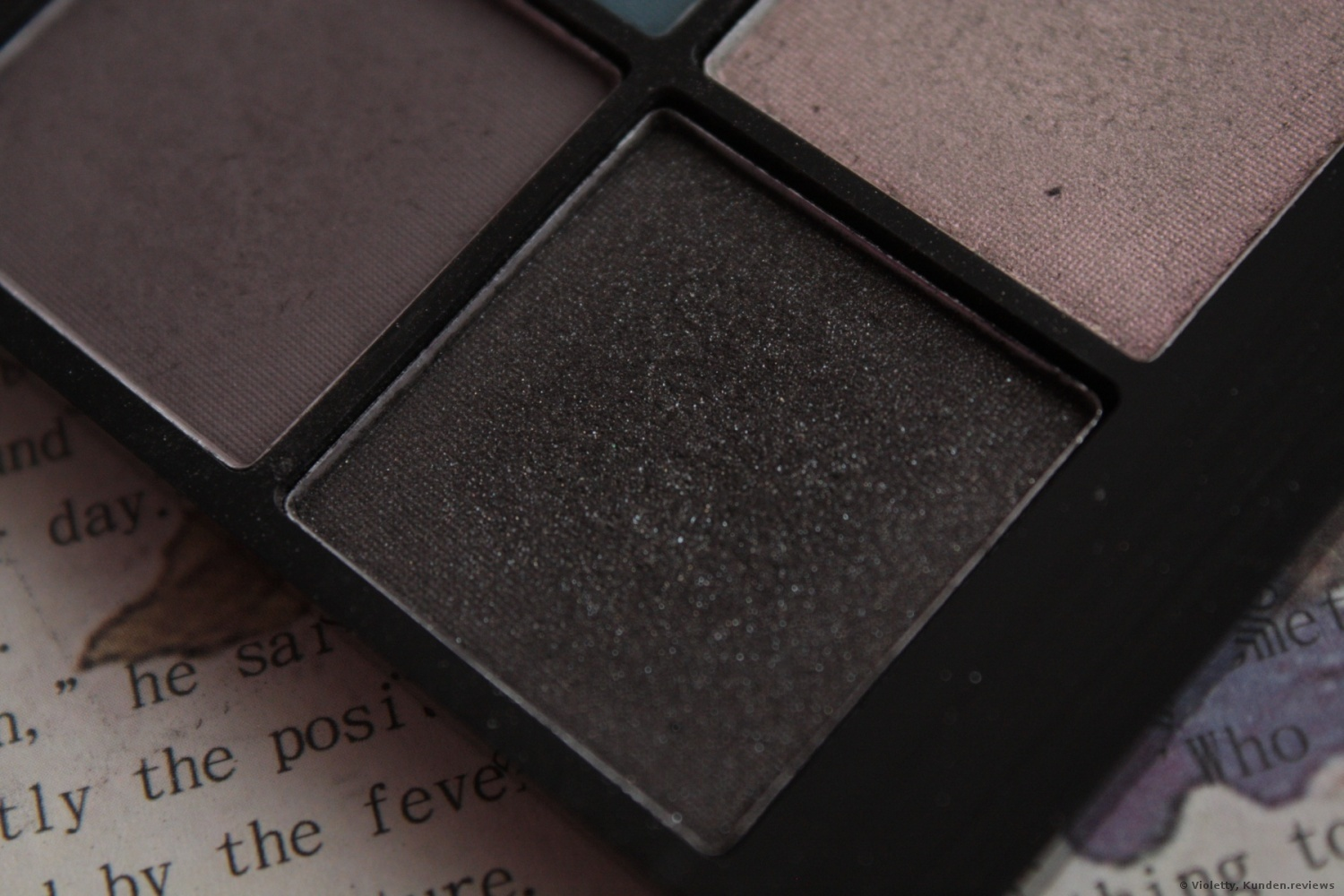 NYX Prof. Makeup Perfect Filter Shadow Palette #6