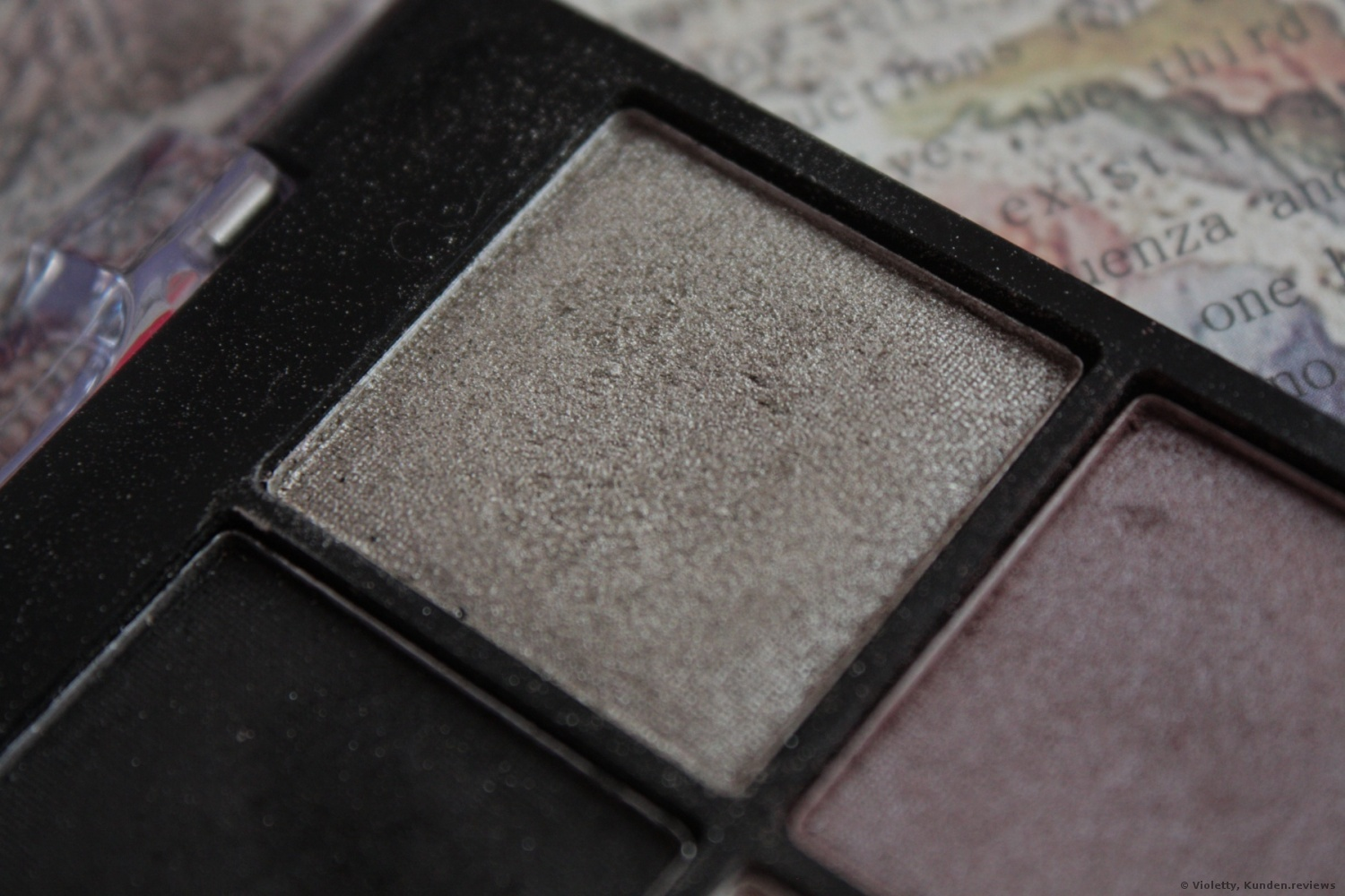 NYX Prof. Makeup Perfect Filter Shadow Palette#5