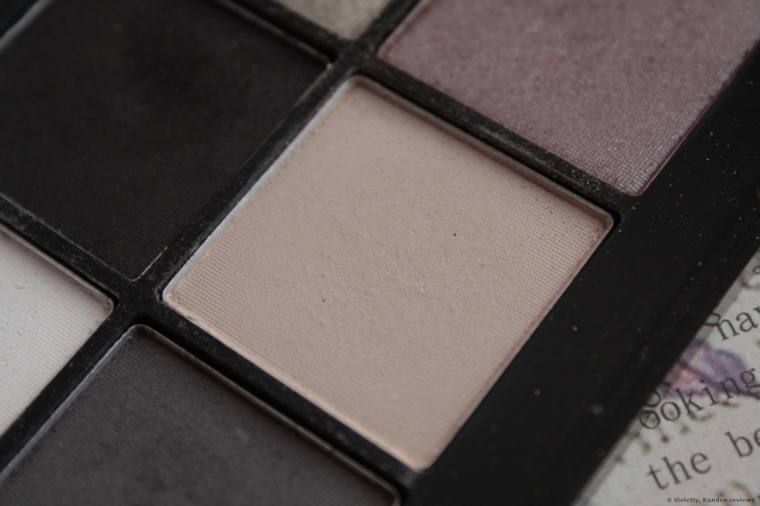 NYX Prof. Makeup Perfect Filter Shadow Palette #9