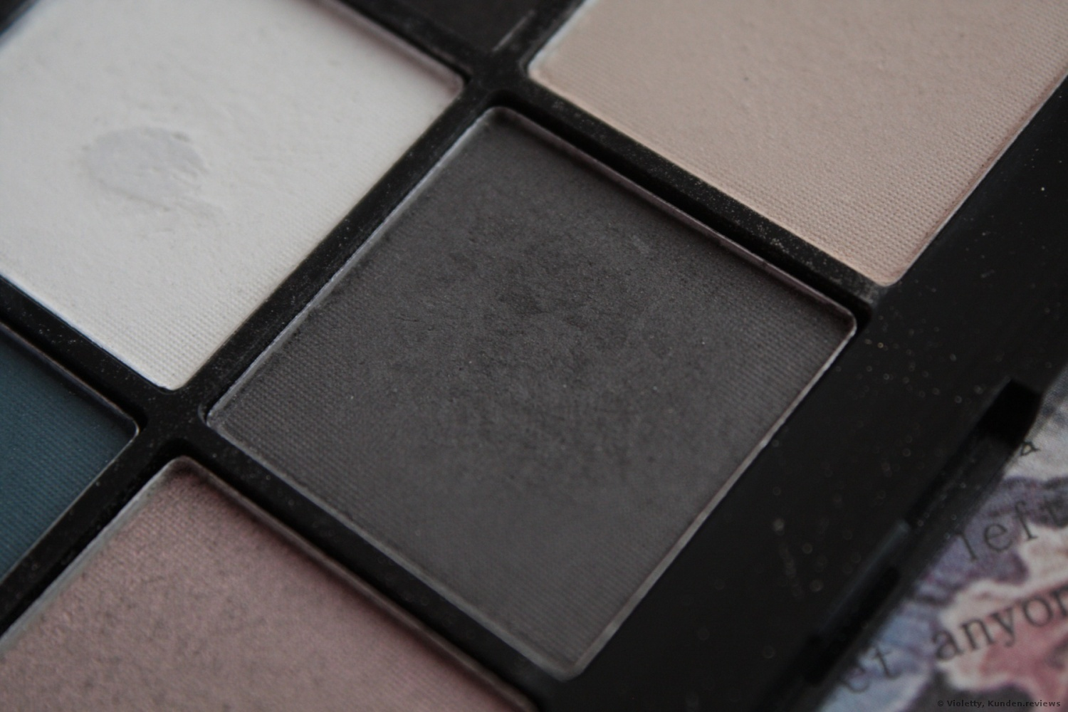 NYX Prof. Makeup Perfect Filter Shadow Palette #8