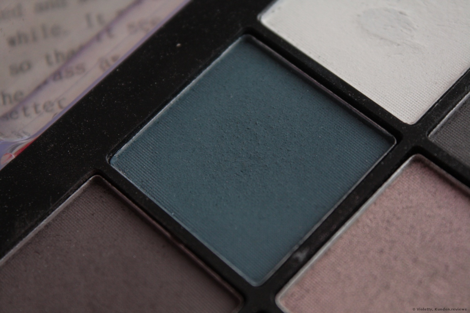 NYX Prof. Makeup Perfect Filter Shadow Palette #2