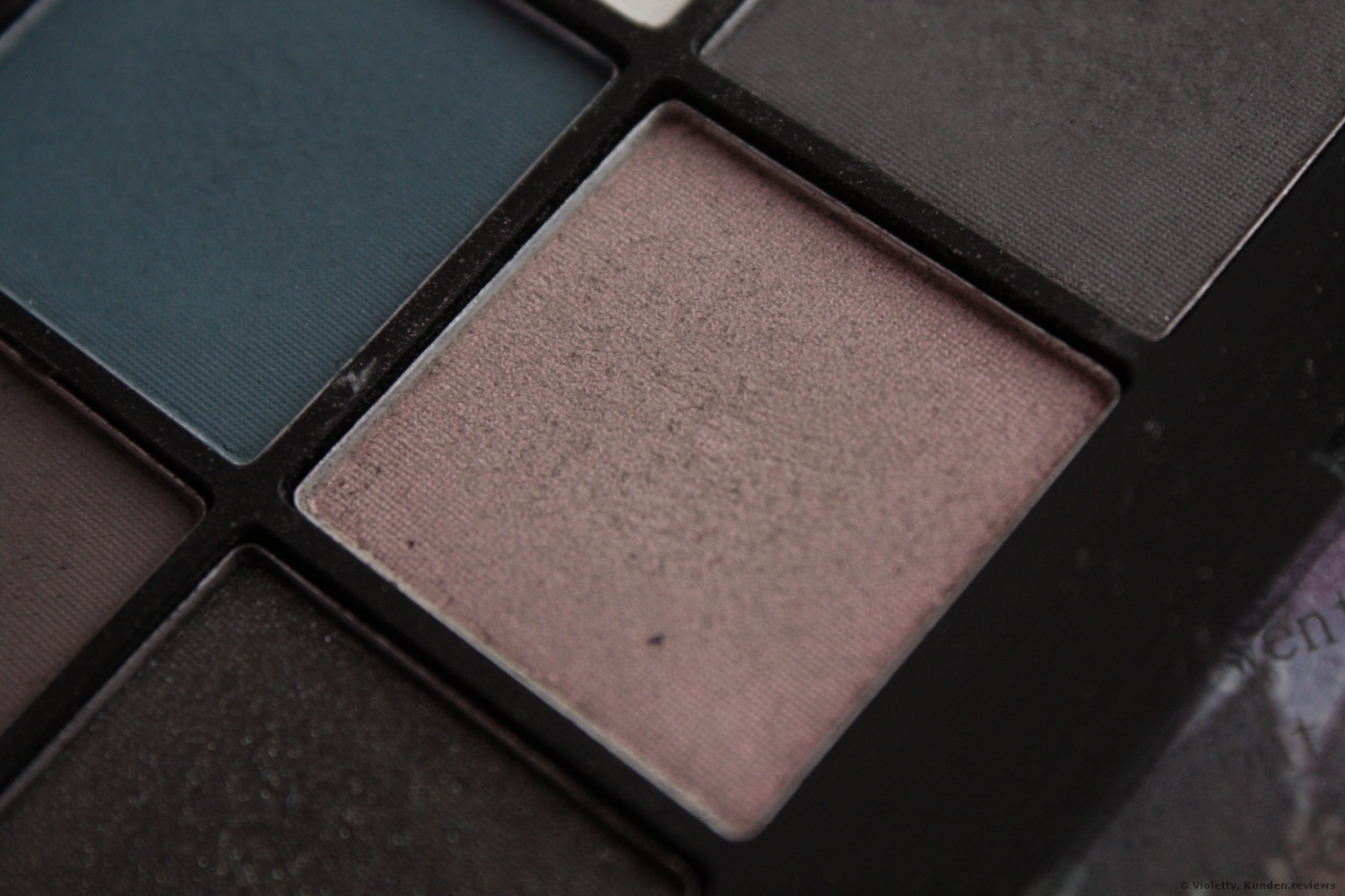 NYX Prof. Makeup Perfect Filter Shadow Palette #7