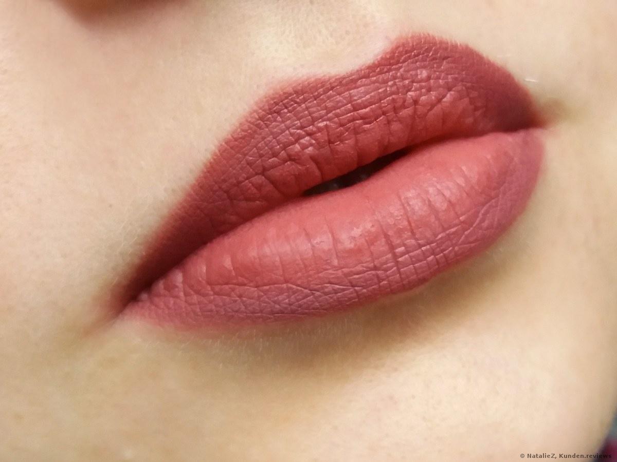 Nyx Soft Matte Lip Cream # Cannes