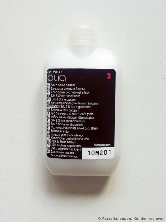 Garnier Olia Öl-Coloration Samtbraun (5.0)