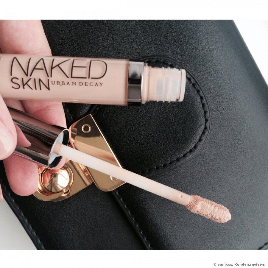 Urban Decay Naked Skin Weightless Complete Coverage Concealer Foto