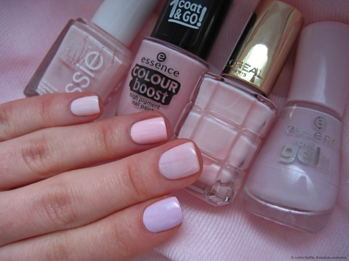 Essence Colour Boost Nagellack 171 Fast Perfekt Oder Habe