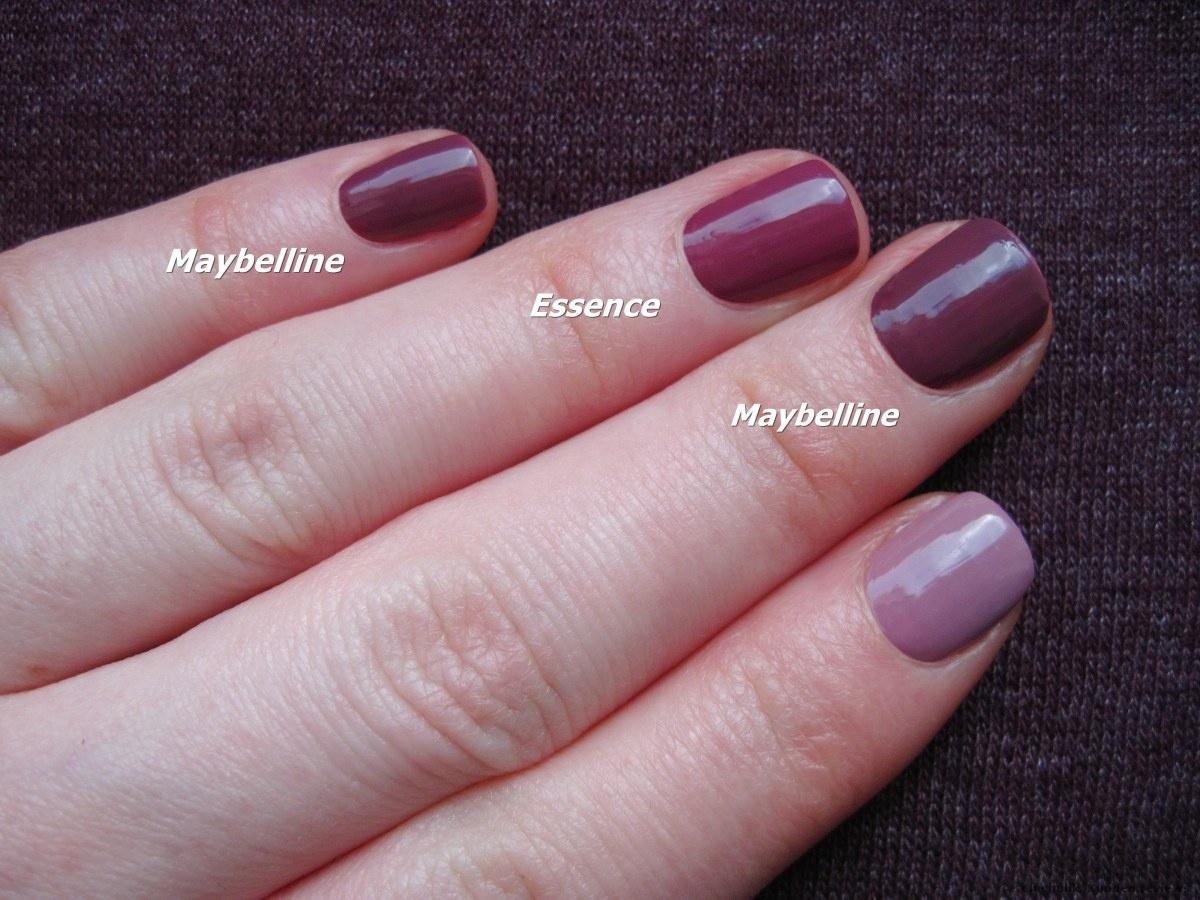 Essence Colour Boost Nagellack Foto