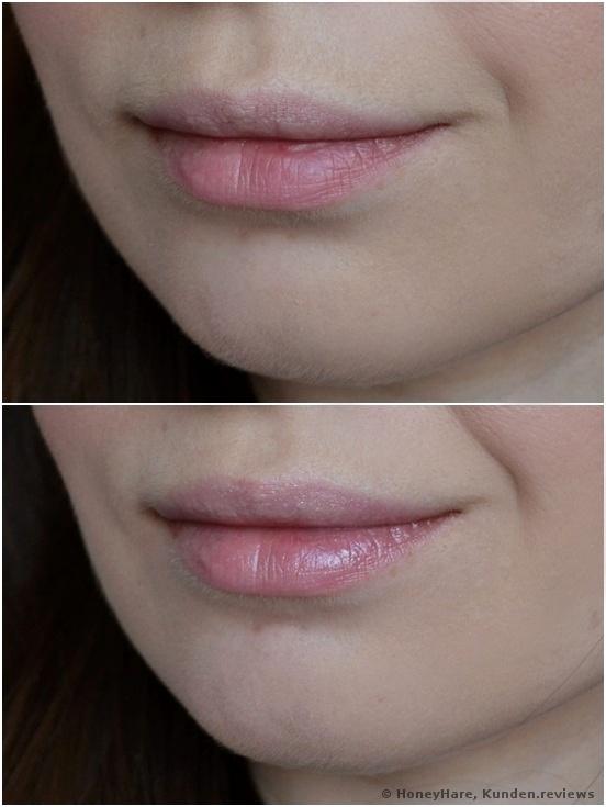 Lipgloss glossy kiss lipbalm coconut kiss 01 von Essence