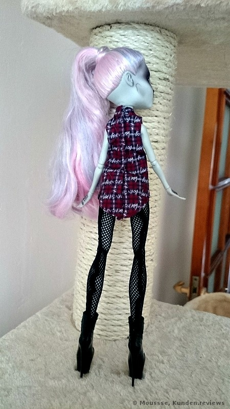 Monster High  - Zomby Gaga Puppe