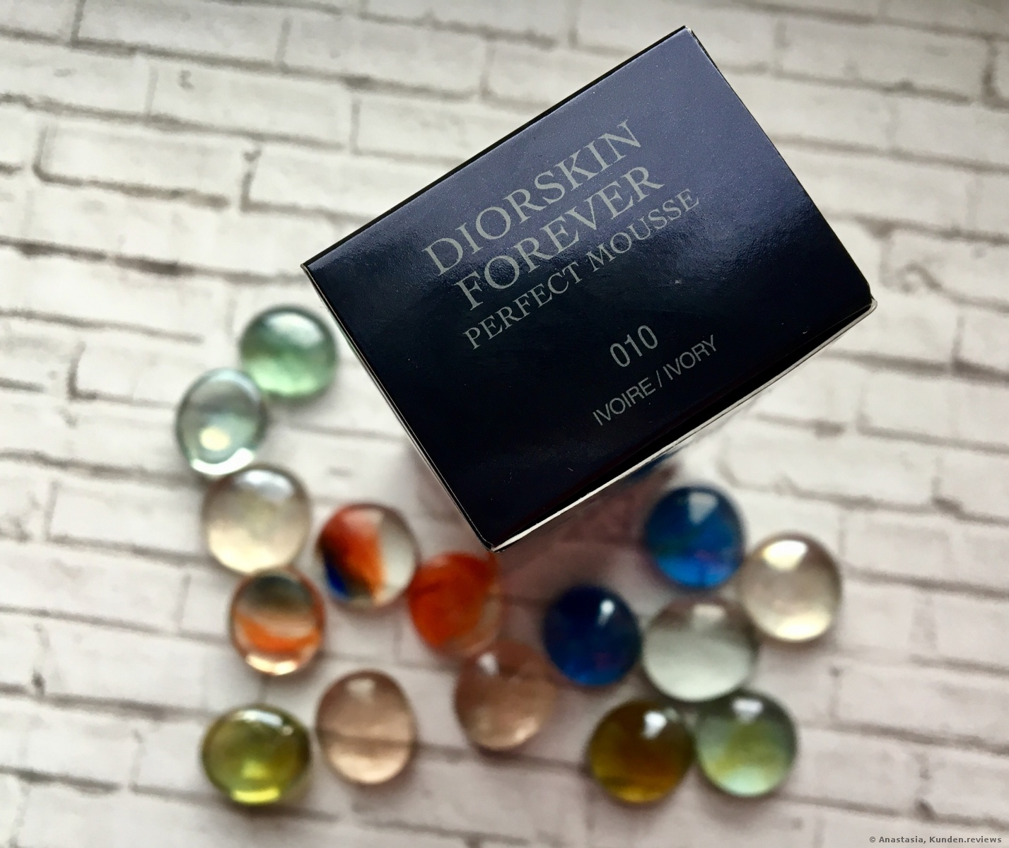 Dior Diorskin Forever Perfect Mousse  Foundation Foto
