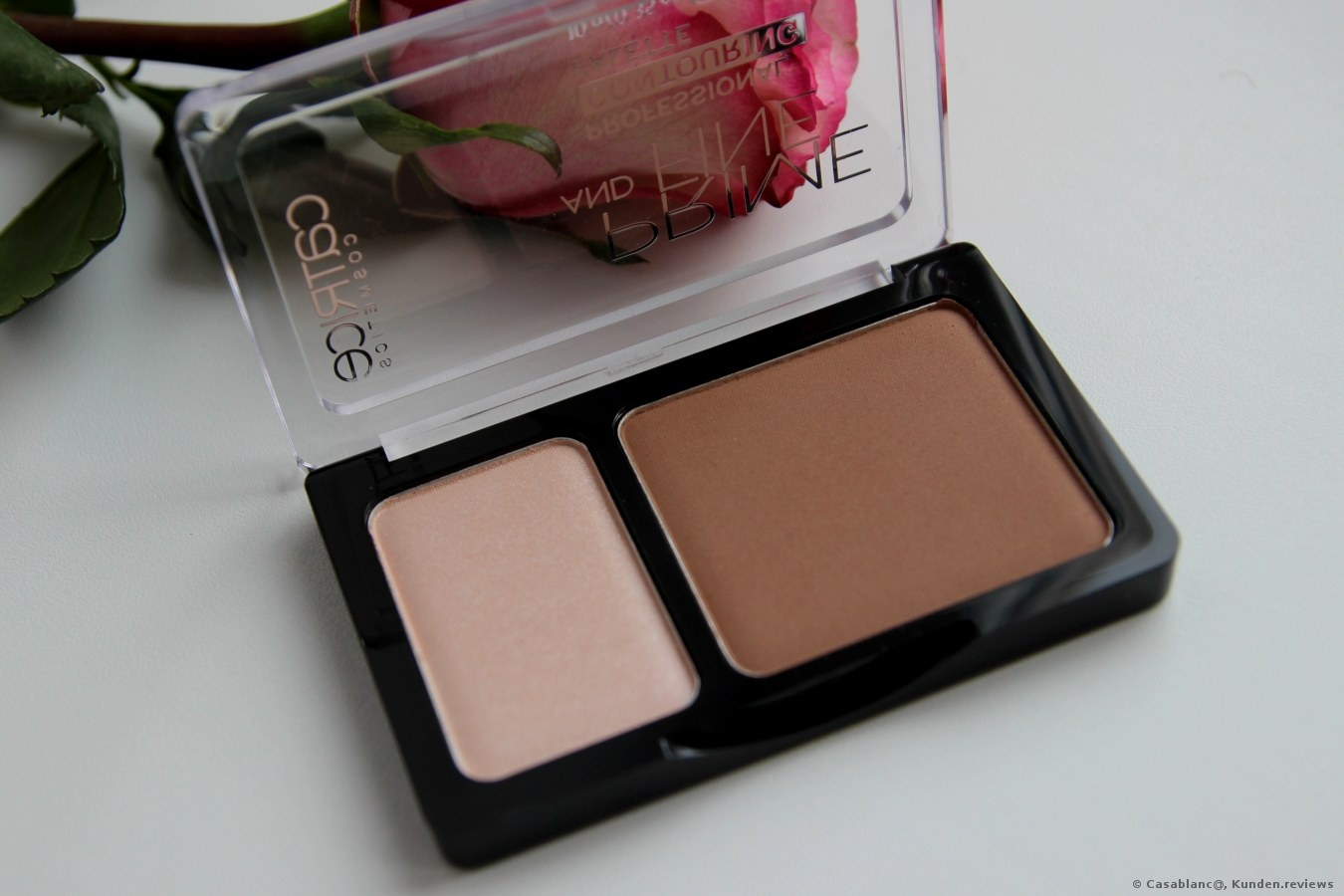 Catrice Prime And Fine Professional Contouring Palette 010 Ashy Radiance