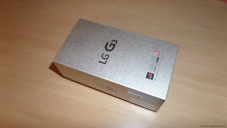 LG G3 Smartphone Foto