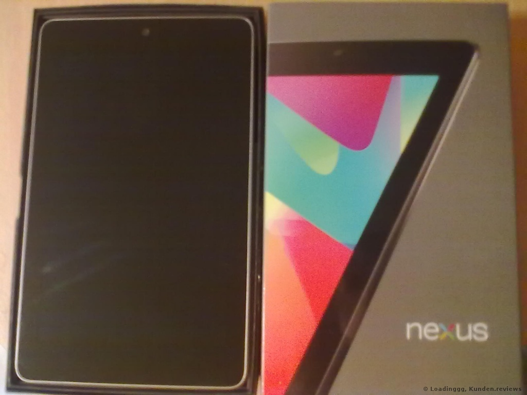 Asus Nexus 7 Tablet
