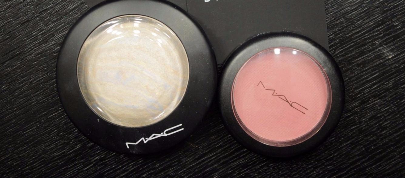 MAC Mineralize Skinfinish Lightscapade Highlighter Foto