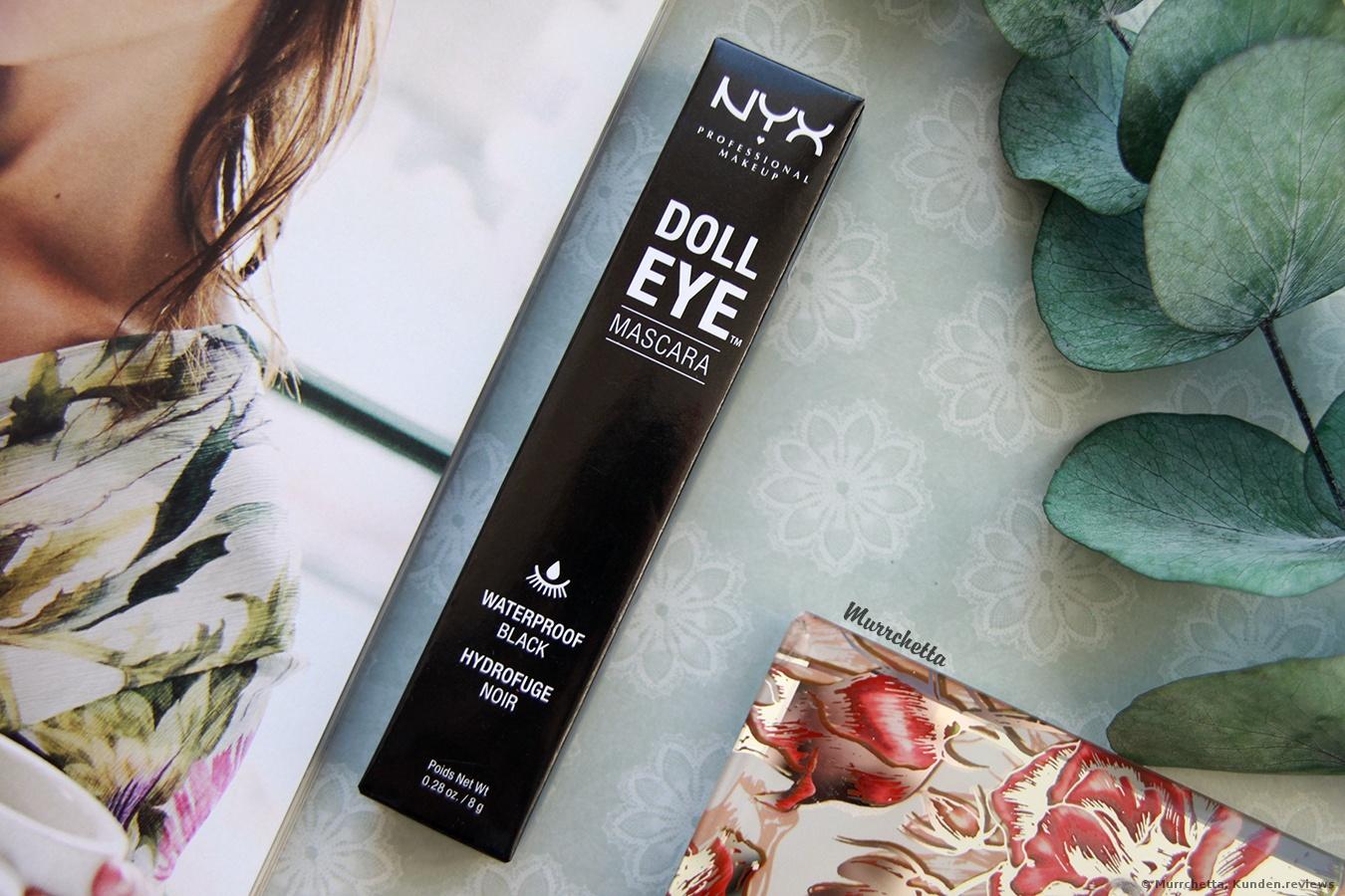 NYX Professional Makeup Mascara Doll Eye Mascara