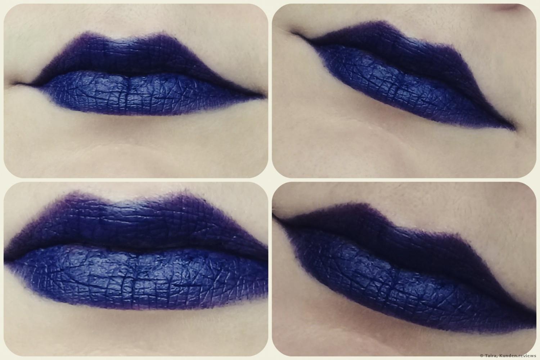 essence Matt Matt Matt Vibrant Shock Lipstick - #09 rockin' princess