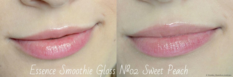 Essence Smoothie Gloss Lipgloss Foto