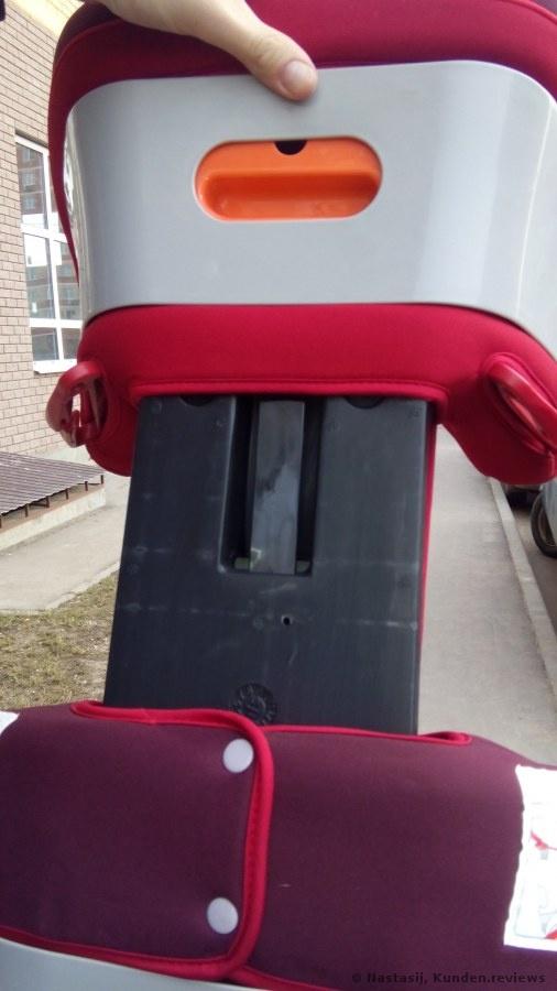 Cybex CBX Solution Gruppe 2/3 (15-36 kg) Autositz Foto