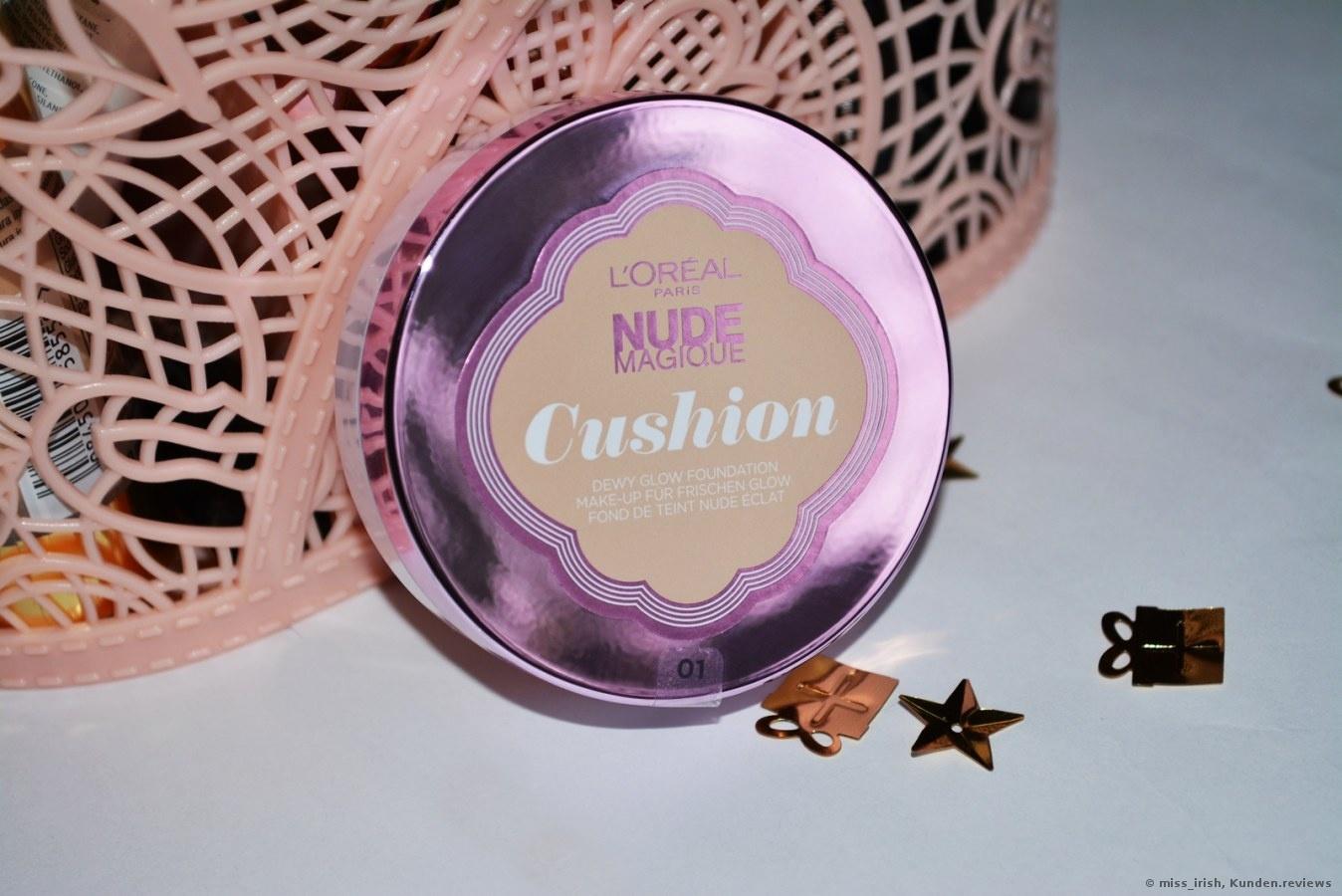 L'Oreal Paris Nude Magique Cushion Foundation