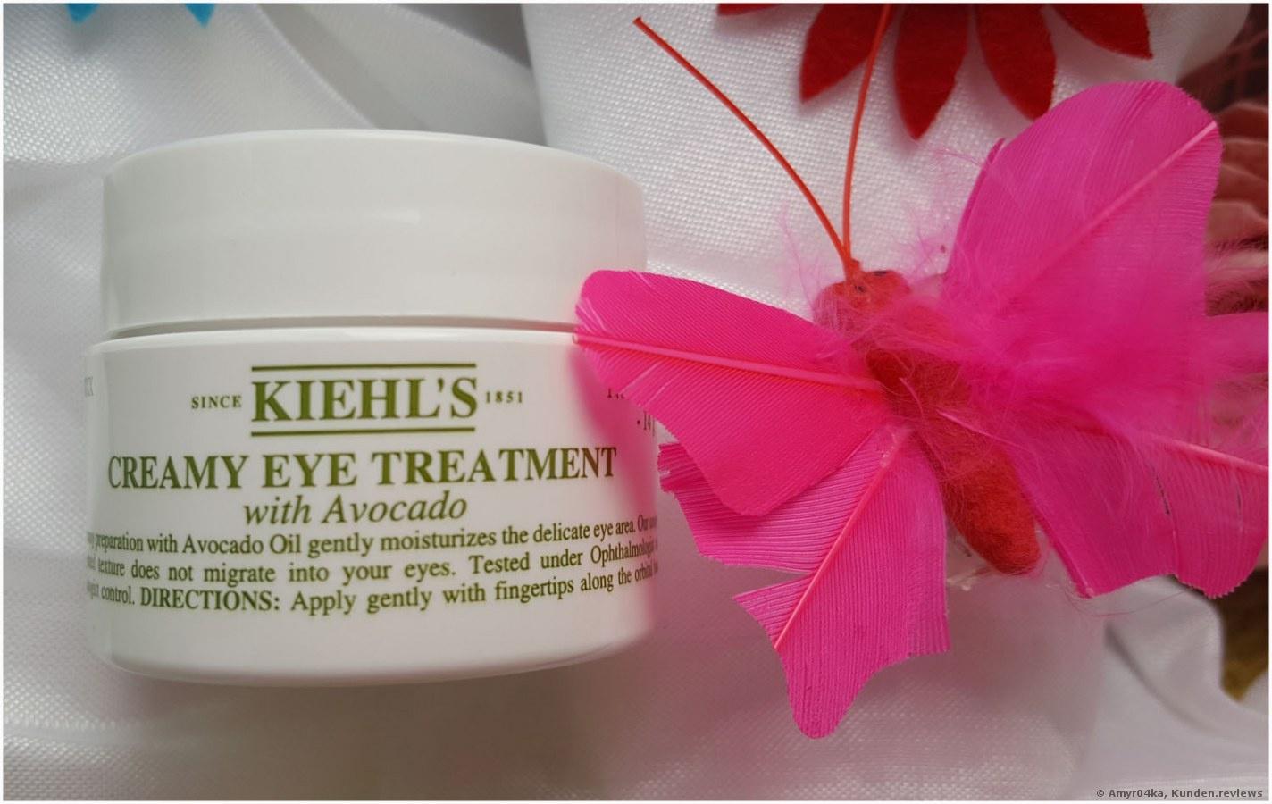 Kiehl's Creamy Eye Treatment with Avocado Augencreme