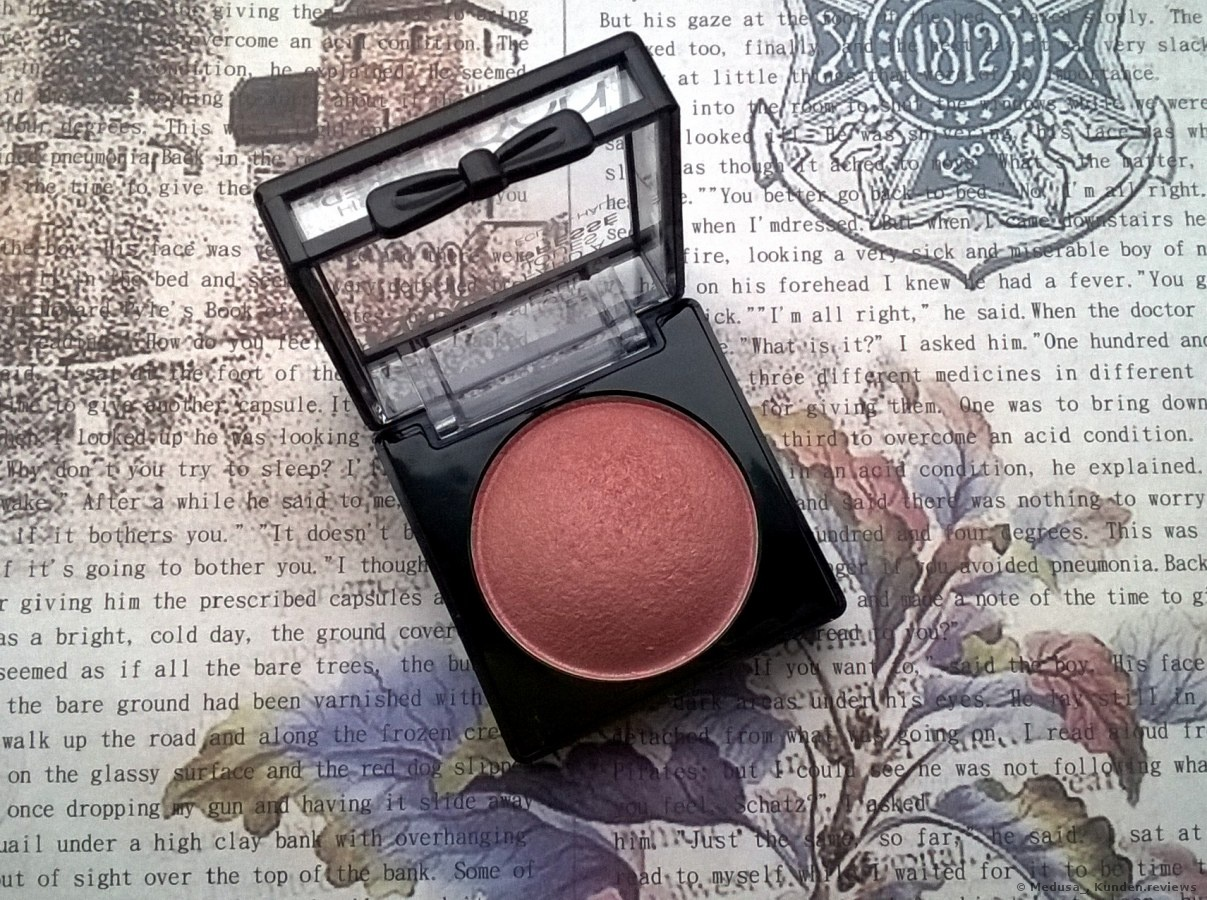 NYX Baked Blush Foto