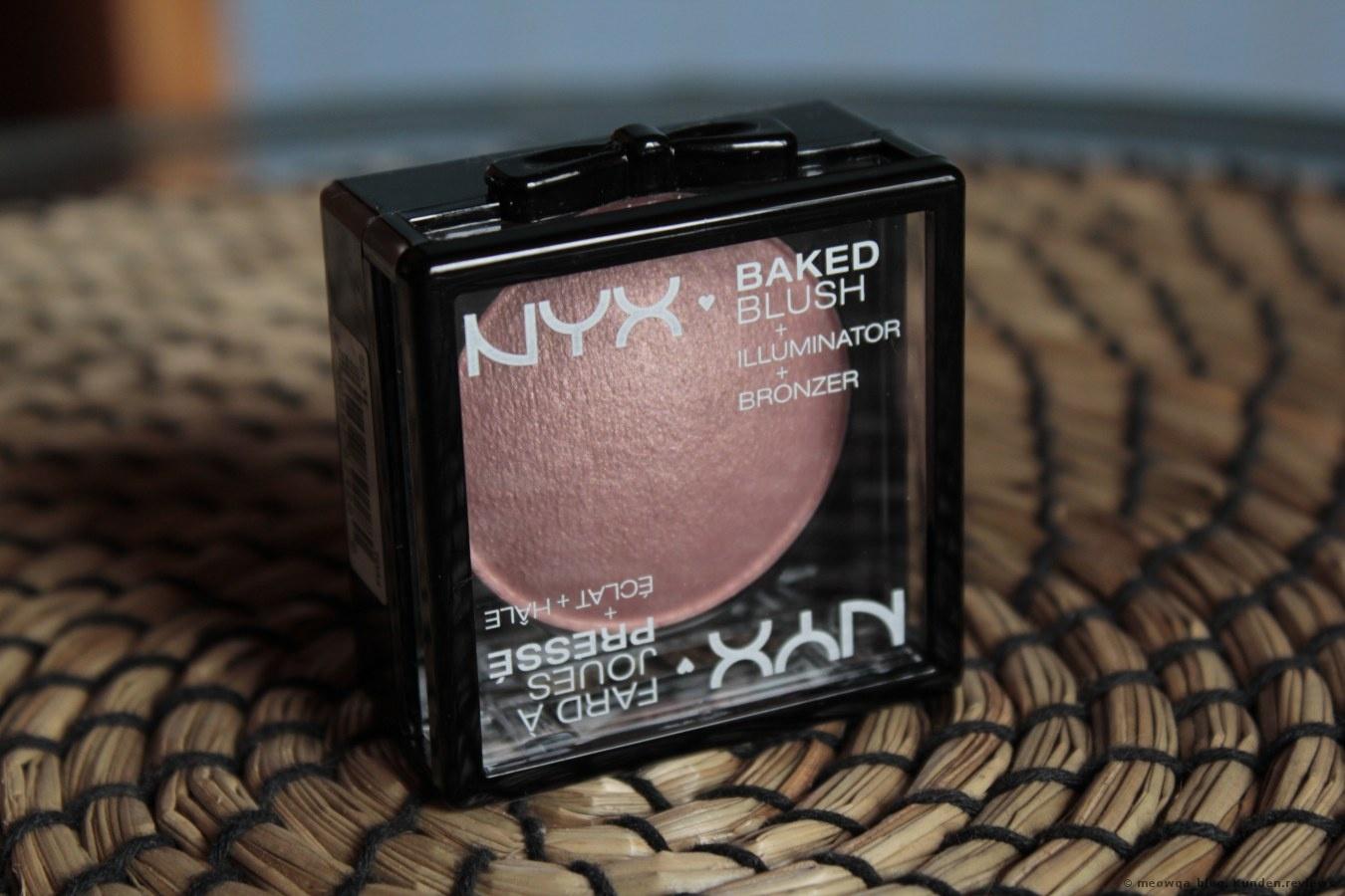 NYX Baked Blush