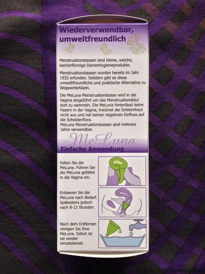 Me Luna Classic Menstruationstasse Review