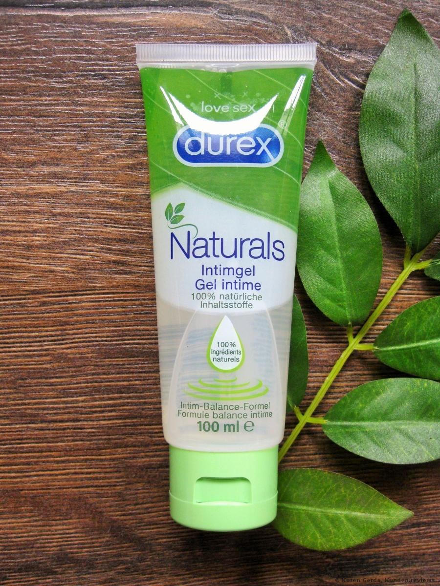 Durex Naturals Intimgel Foto